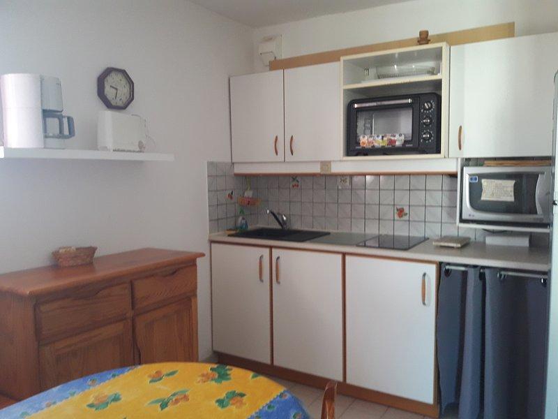 Apartment in residence, alquiler de vacaciones en Cagnes-sur-Mer