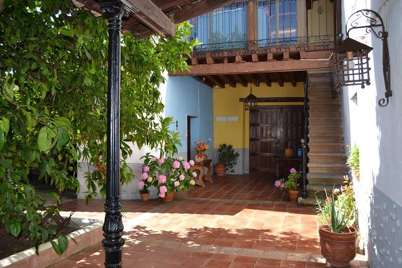 Casa Rural El Escudo de Calatrava, holiday rental in Sevilleja de la Jara