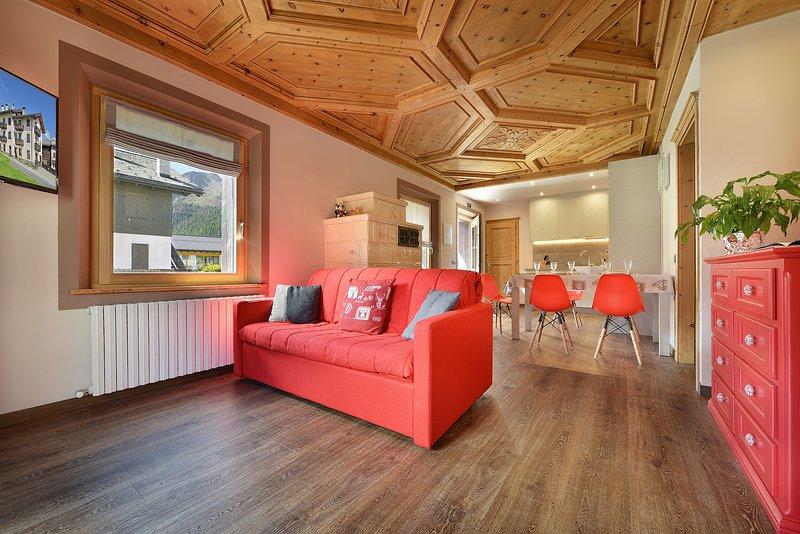 Appartamento Giacomo, aluguéis de temporada em Province of Sondrio