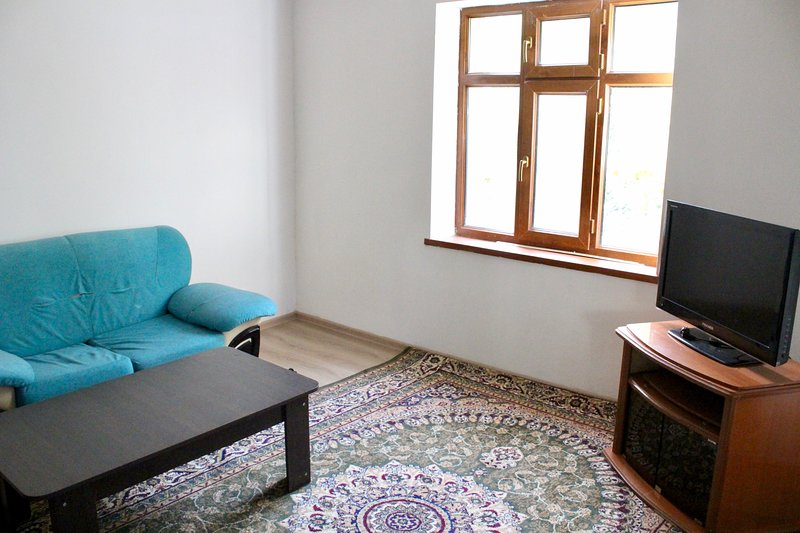 Riverside is a local 2 floor house that offers the entire second floor, holiday rental in Khorog