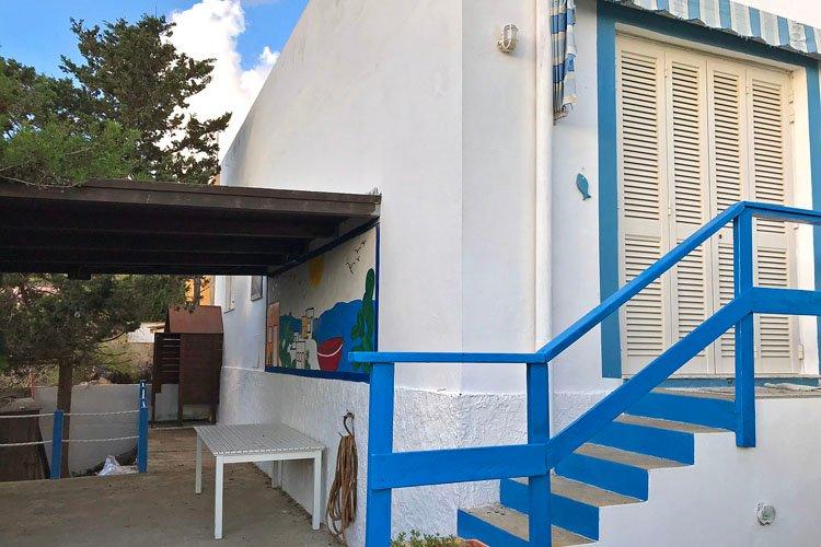 Casa Graziosa, holiday rental in Linosa