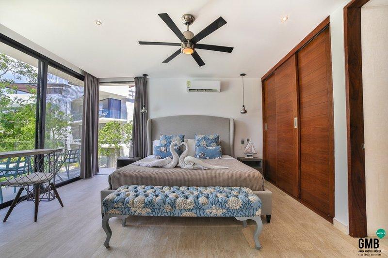 Bright, Modernised Apartment in Tulum, vacation rental in Tulum