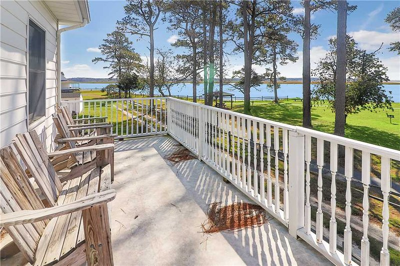 Channel Lookout, casa vacanza a Chincoteague Island