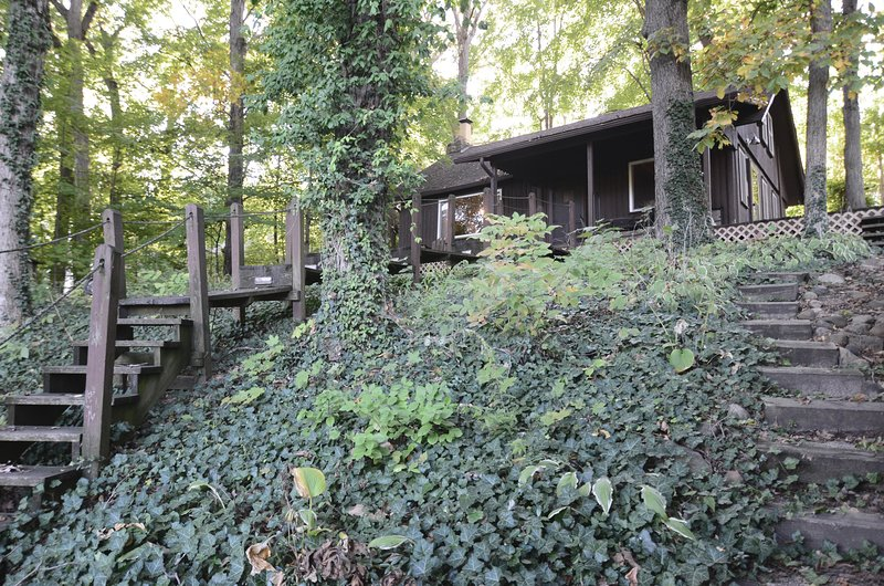 Hickory Hill Cabin A Peaceful Waterfront Property Updated