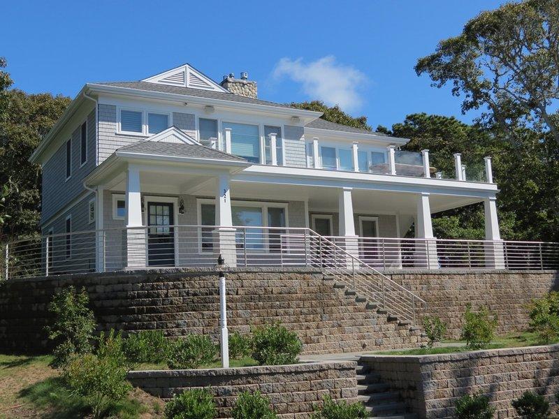 Het is een prachtig nieuw huis op een ideale locatie in Chatham