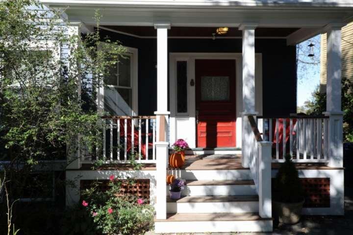 Bienvenue à Belle Femme dans le quartier historique McIntyre du centre-ville historique de Salem