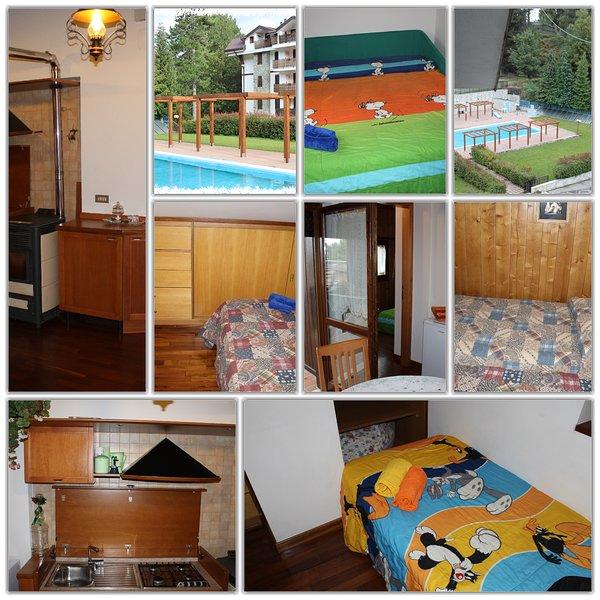 Collage Residence Parco delle Stelle, Camigliatello Silano.