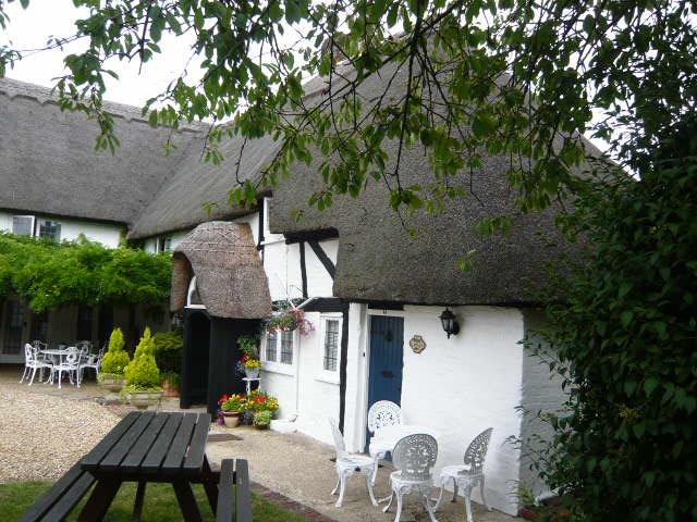 Wishing Well at Burgate Farmhouse Fordingbridge, location de vacances à Redlynch