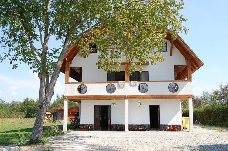 Vila Tadi, location de vacances à Cartisoara