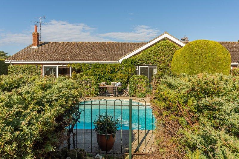Cush's Covert, holiday rental in Burnham Deepdale