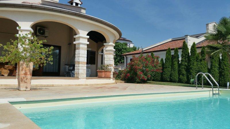 Holiday Villa Leonas near Porec, Istria, Croatia, vacation rental in Porec