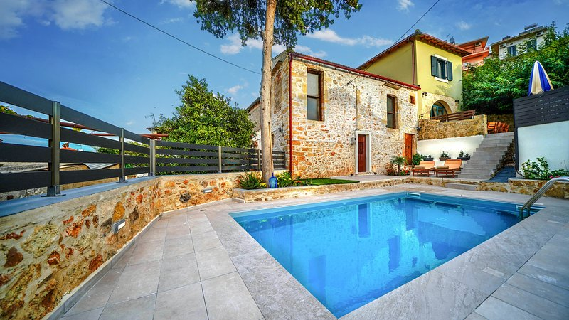 Kirke Traditional Villa, Neo Chorio Chania, holiday rental in Vamos