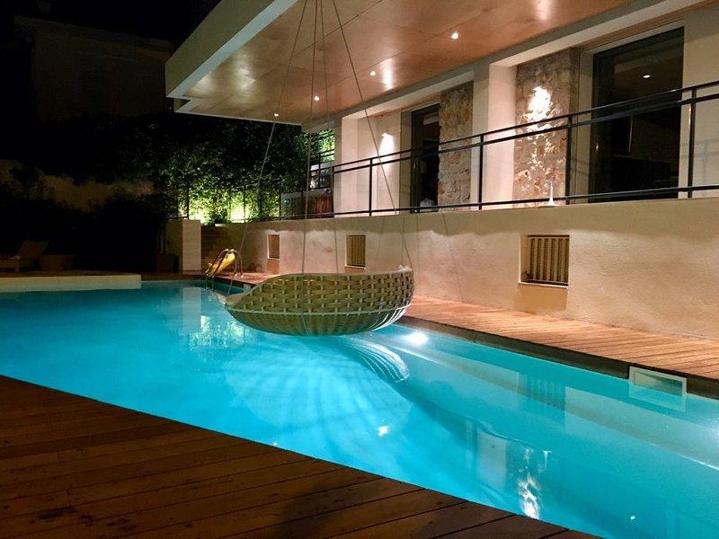 Villa Belvedere, holiday rental in St-Jean-Cap-Ferrat