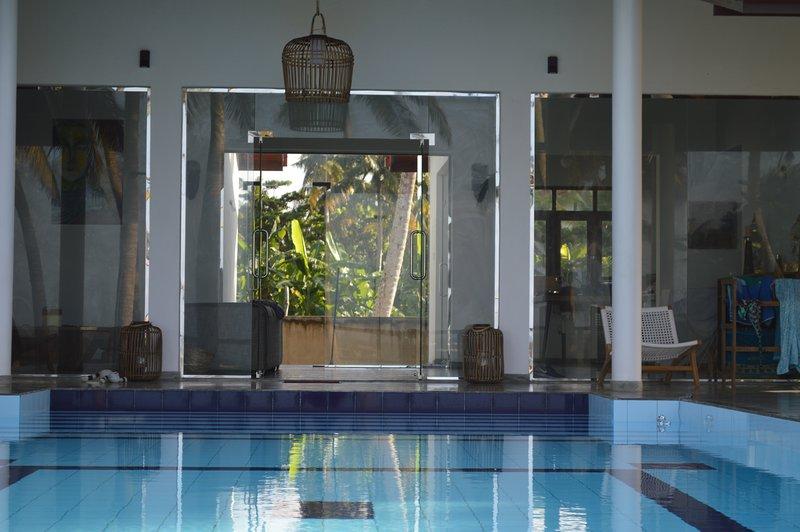 Sweet villa villa front de mer MATARA SRI LANKA, vacation rental in Godagama
