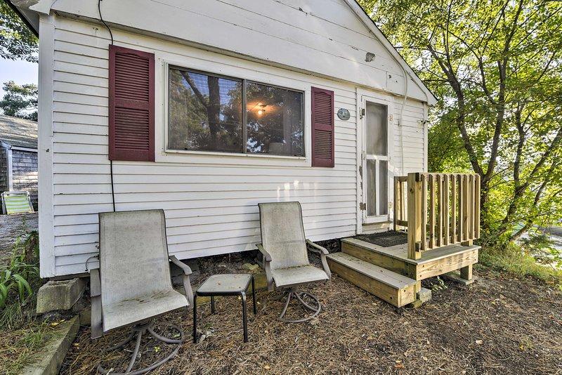 Questo cottage accogliente attende la vostra visita!