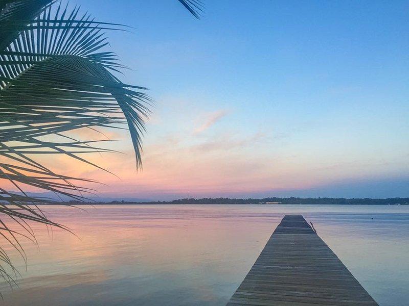 Casa Del Mar B&B - Room Solarte, alquiler de vacaciones en Isla Bastimentos