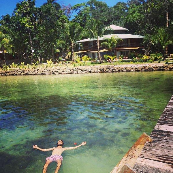 Casa Del Mar B&B - Room Zapatillas, alquiler de vacaciones en Isla Bastimentos