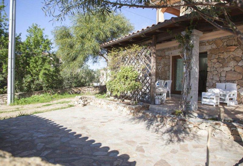 Residenza Gelsomino, location de vacances à Vaccileddi