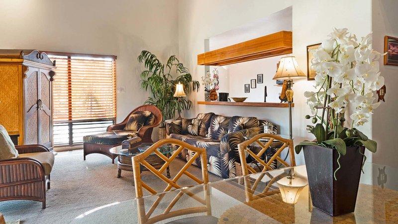 Kanaloa At Kona 406 - Living Room
