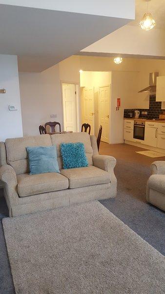 Old Barrington Arms Apartment 3, location de vacances à Cramlington