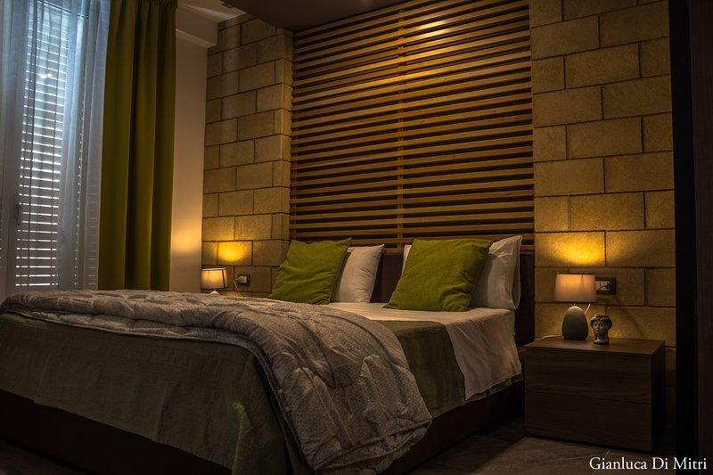 Bed and Breakfast Mongibello Diamond Room, holiday rental in Mondello