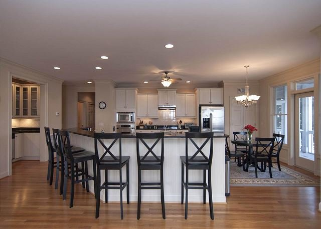 Luxurious upscale duplex in the heart of Wrightsville Beach, holiday rental in Wrightsville Beach