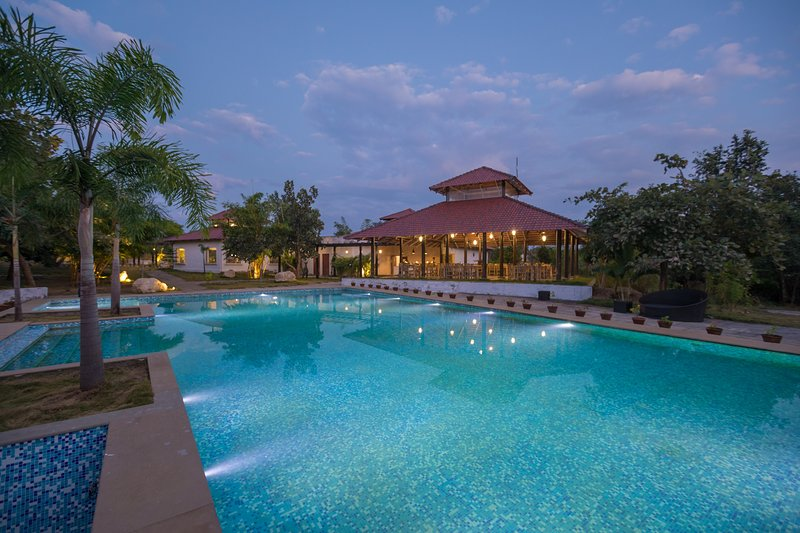 Tuli Resort, holiday rental in Nagpur