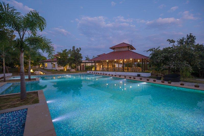 Tuli Resort, location de vacances à Nagpur