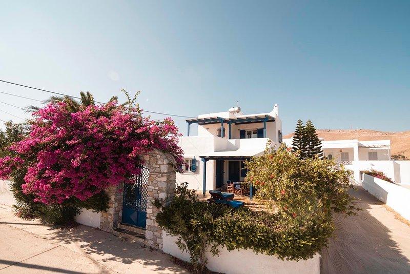 Holiday Resort in Syros island,Cyclades ,Aegean, vacation rental in Poseidonia