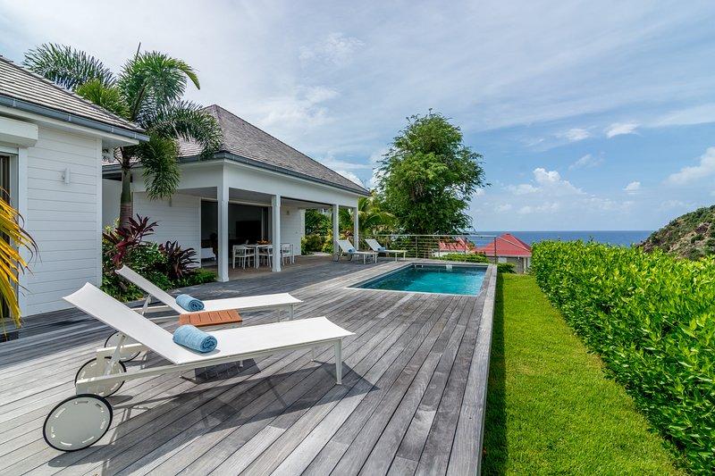 Villa Shell Beach (1 bedroom), vacation rental in Gustavia