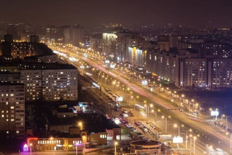 Top floor apartment with a great sea & sunset view, alquiler vacacional en Minsk