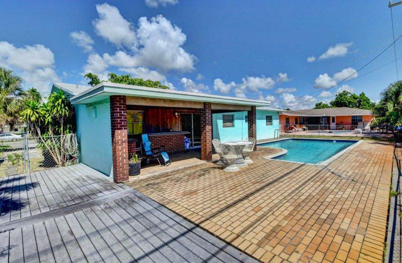 Delray Beach Pool House, location de vacances à Delray Beach