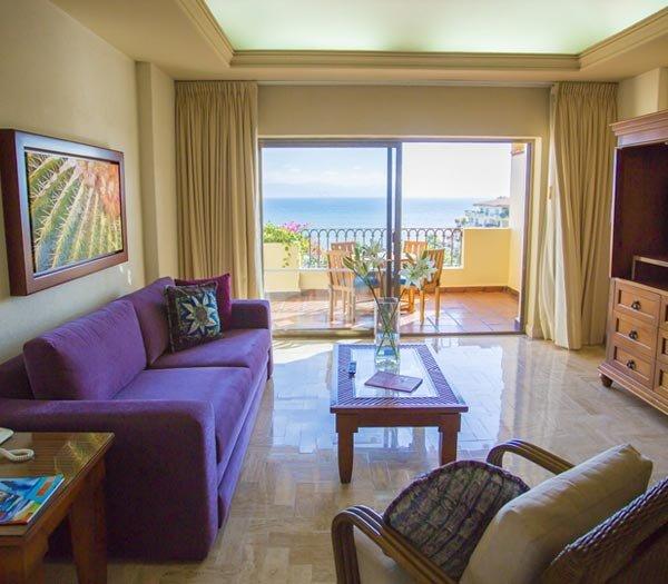 8 Bedroom Vacation Rentals: Velas Vallarta 1 Bedroom Villa