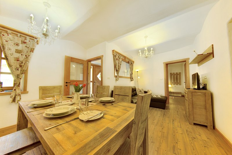 Jacobs Resort House Planica, Apartment 3, Kranjska Gora, holiday rental in Tarvisio