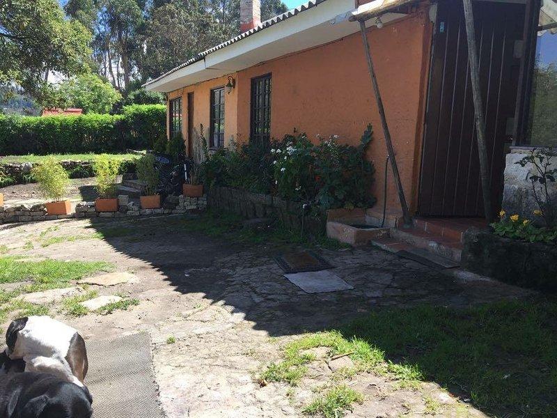 Casa Moraci - Via La Calera - Bogota, alquiler de vacaciones en Bogotá