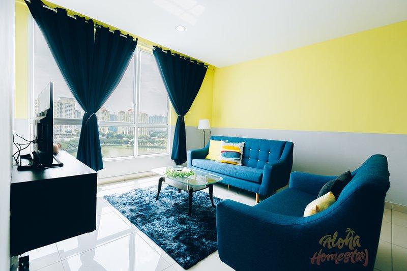 ALOHA HOMESTAY SETAPAK KL, holiday rental in Janda Baik