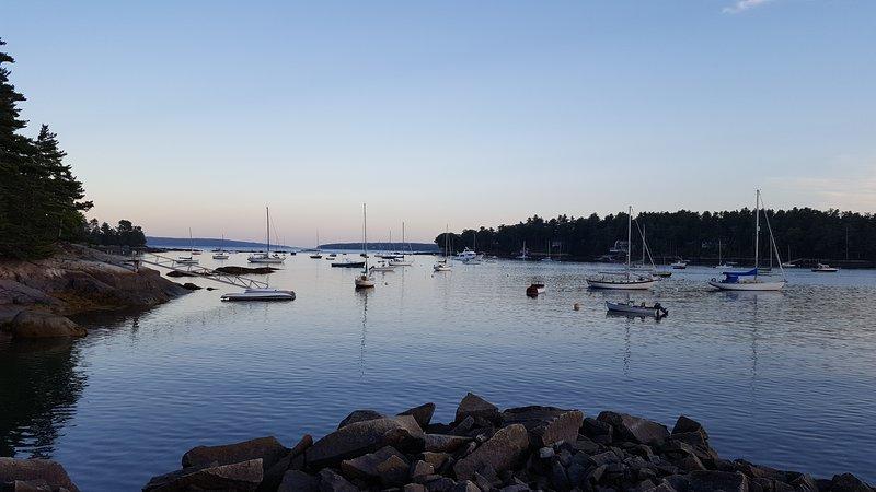 Belle côte du Maine