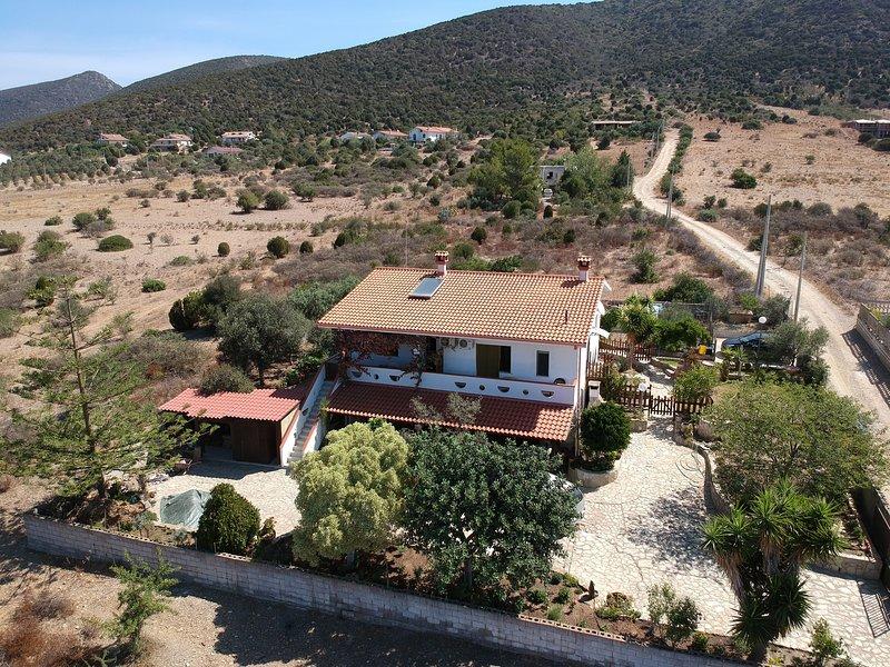 Casa nel punto piu sud dellisola, completamente recintata super Prezzo, casa vacanza a Villarios