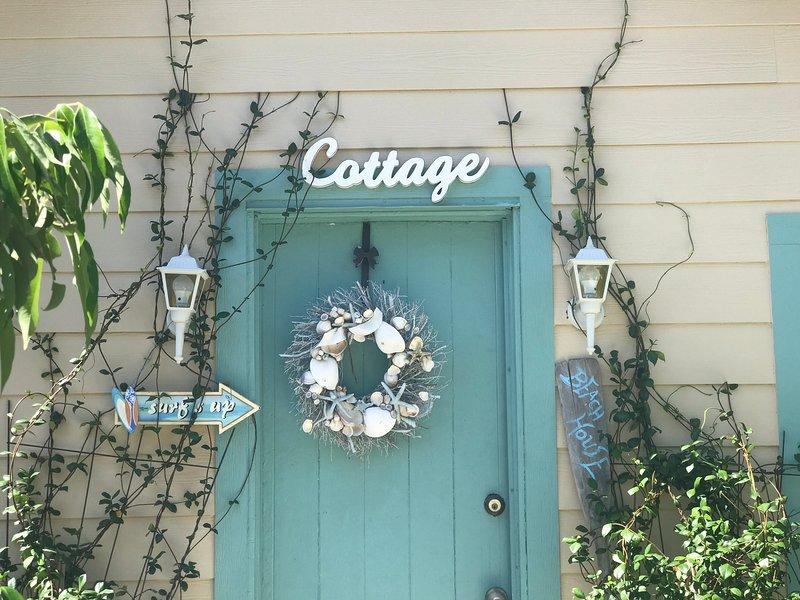 Beach Theme Cottage