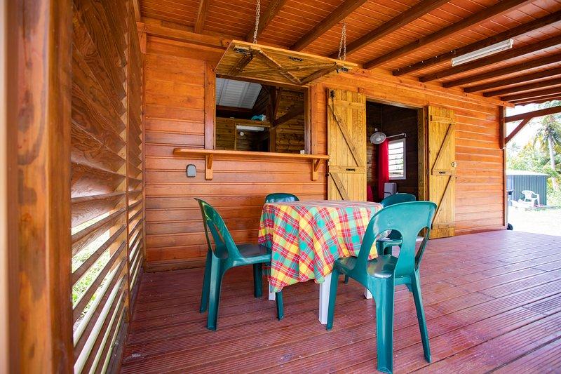 Nid de Sikriyé, holiday rental in Le Moule