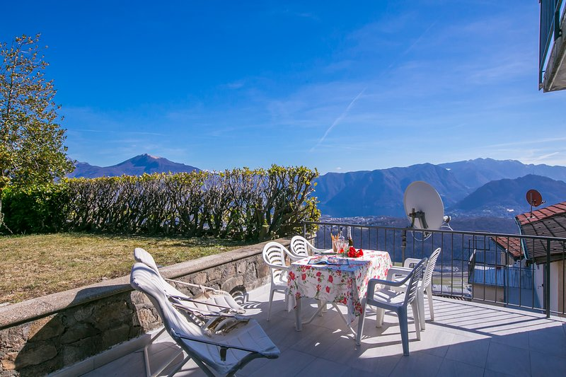 Chalet Cademario, vacation rental in Cademario