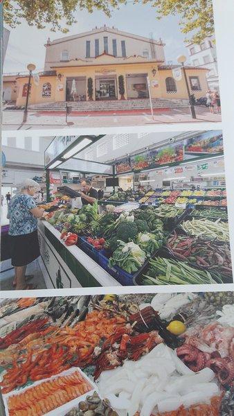 Oliva municipal market