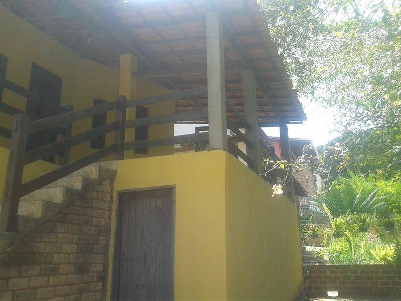 Casa amarela, holiday rental in Andarai