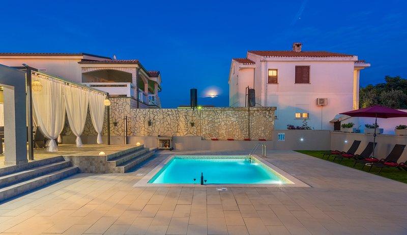 Nights in Villa Laura