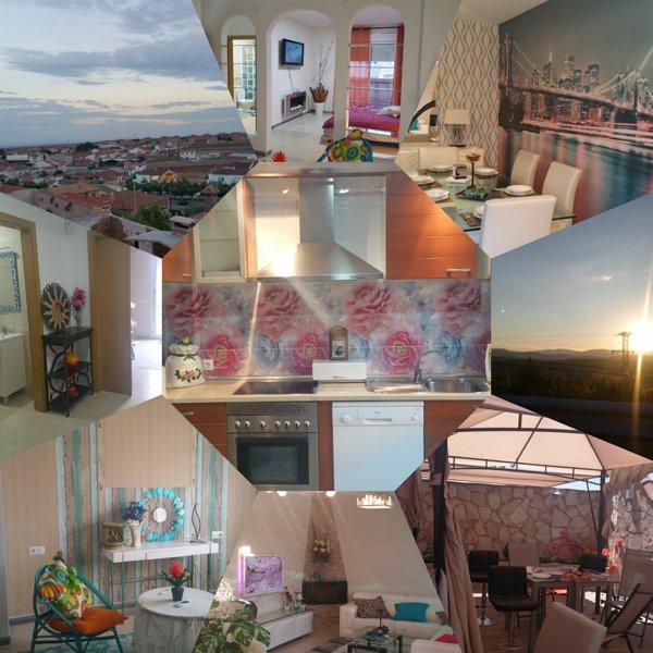 Spacious property with garden, vacation rental in Camarena