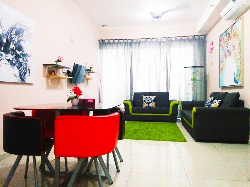 I City Shah Alam Homestay, holiday rental in Selangor
