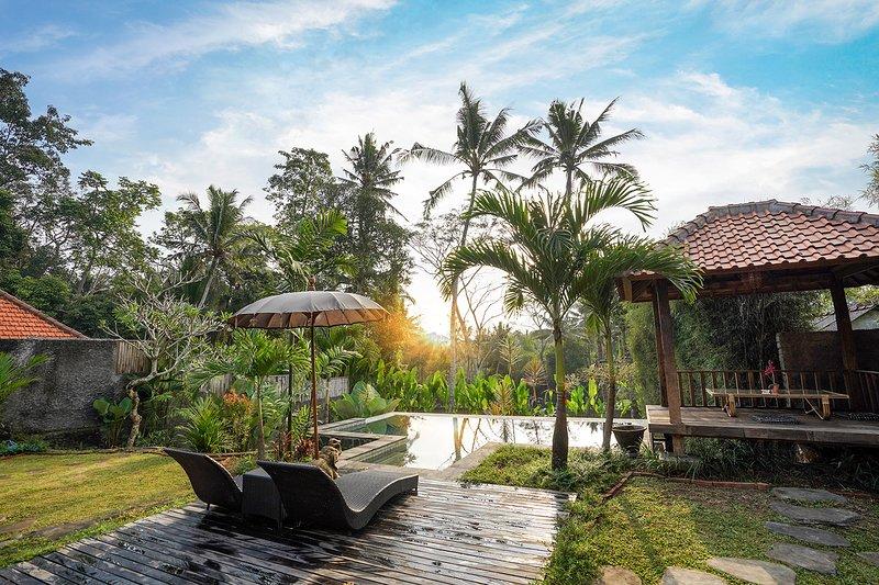 Sunny Luxury Private Villa, casa vacanza a Sangeh