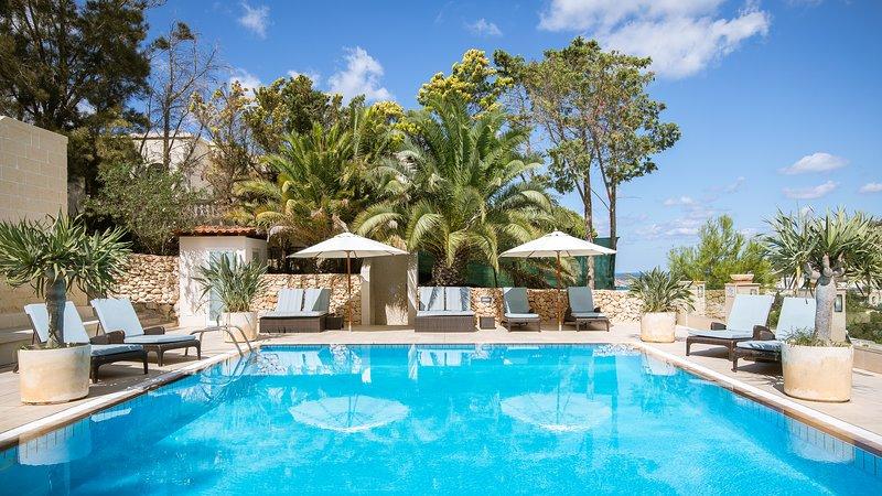 Citrine Villa, Ferienwohnung in Mellieha