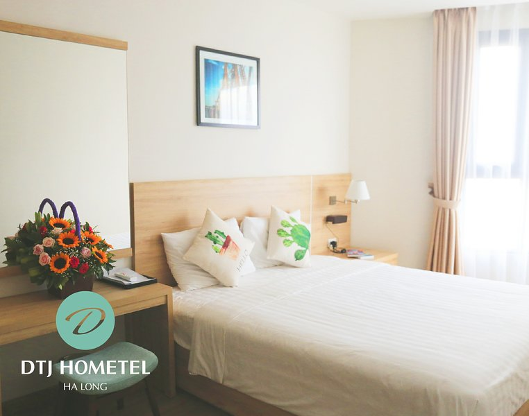 2BR Apartment #4 DTJ Hometel, holiday rental in Hung Thang