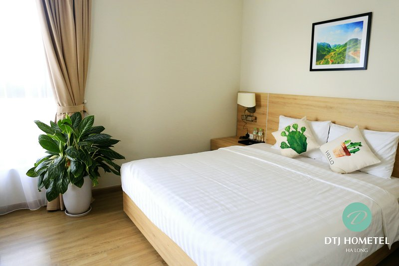2BR Apartment #5 DTJ Hometel, holiday rental in Hung Thang